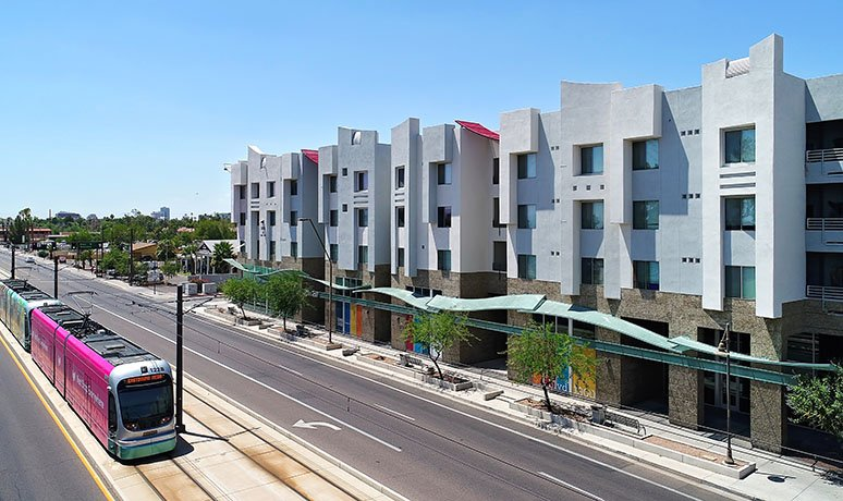 Student Apartments Tempe